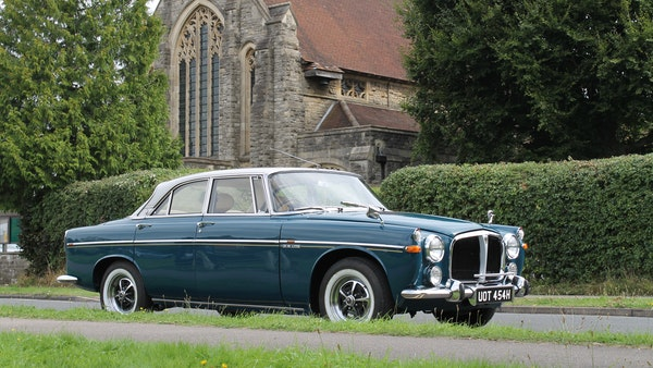 1970 Rover P5B 3.5 Coupe For Sale (picture 20 of 130)