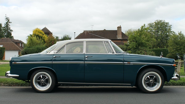 1970 Rover P5B 3.5 Coupe For Sale (picture 18 of 130)
