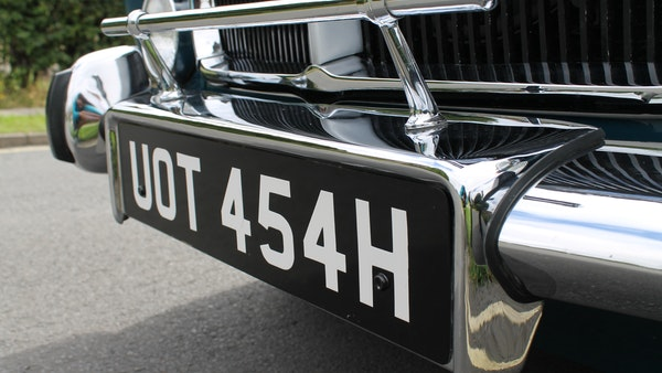 1970 Rover P5B 3.5 Coupe For Sale (picture 61 of 130)