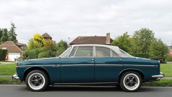 1970 Rover P5B 3.5 Coupe For Sale (picture 6 of 130)