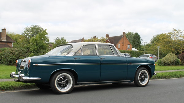 1970 Rover P5B 3.5 Coupe For Sale (picture 16 of 130)