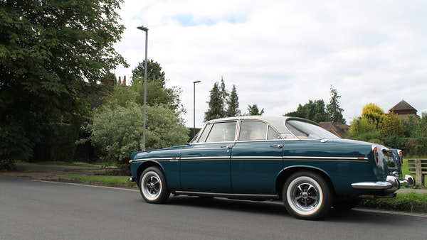 1970 Rover P5B 3.5 Coupe For Sale (picture 7 of 130)
