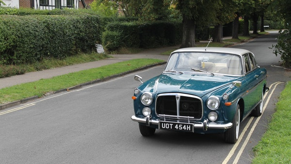 1970 Rover P5B 3.5 Coupe For Sale (picture 24 of 130)
