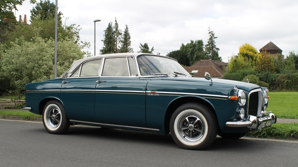 1970 Rover P5B 3.5 Coupe For Sale (picture 19 of 130)