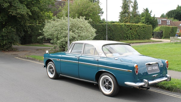 1970 Rover P5B 3.5 Coupe For Sale (picture 8 of 130)