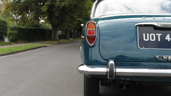1970 Rover P5B 3.5 Coupe For Sale (picture 80 of 130)