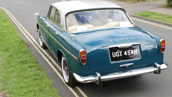 1970 Rover P5B 3.5 Coupe For Sale (picture 11 of 130)