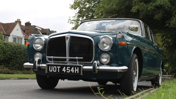 1970 Rover P5B 3.5 Coupe For Sale (picture 25 of 130)
