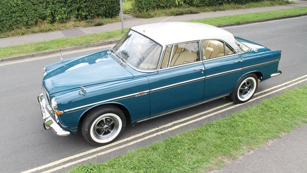 1970 Rover P5B 3.5 Coupe For Sale (picture 4 of 130)