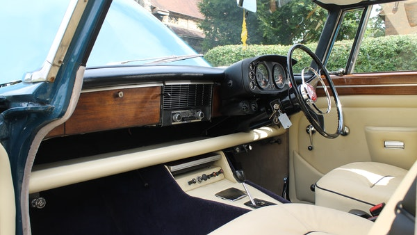 1970 Rover P5B 3.5 Coupe For Sale (picture 59 of 130)