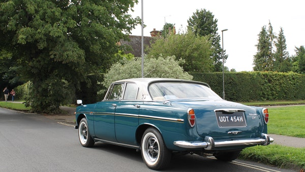 1970 Rover P5B 3.5 Coupe For Sale (picture 9 of 130)