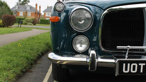 1970 Rover P5B 3.5 Coupe For Sale (picture 82 of 130)