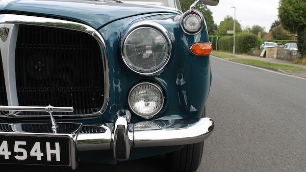 1970 Rover P5B 3.5 Coupe For Sale (picture 83 of 130)