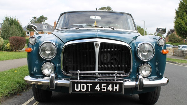 1970 Rover P5B 3.5 Coupe For Sale (picture 23 of 130)
