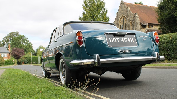 1970 Rover P5B 3.5 Coupe For Sale (picture 12 of 130)