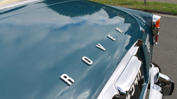 1970 Rover P5B 3.5 Coupe For Sale (picture 79 of 130)