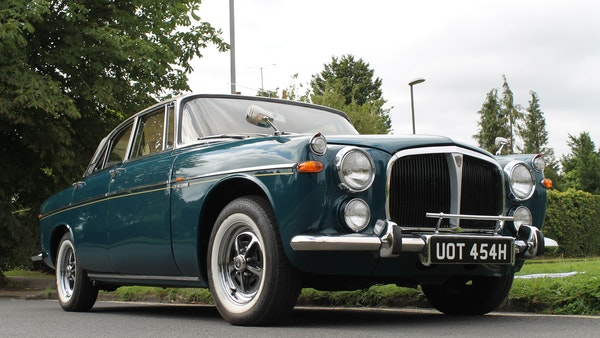 1970 Rover P5B 3.5 Coupe For Sale (picture 21 of 130)