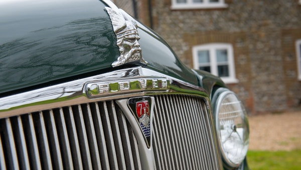 RESERVE LOWERED - 1955 Rover 75 P4 For Sale (picture 96 of 146)