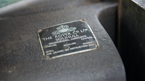 RESERVE LOWERED - 1955 Rover 75 P4 For Sale (picture 91 of 146)