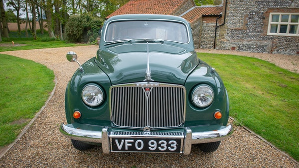RESERVE LOWERED - 1955 Rover 75 P4 For Sale (picture 31 of 146)