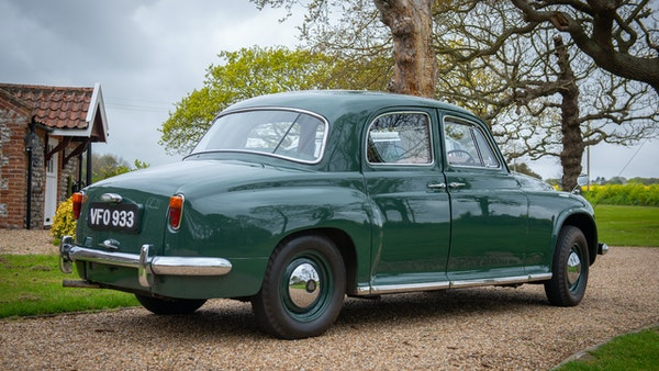 RESERVE LOWERED - 1955 Rover 75 P4 For Sale (picture 10 of 146)