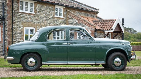 RESERVE LOWERED - 1955 Rover 75 P4 For Sale (picture 5 of 146)
