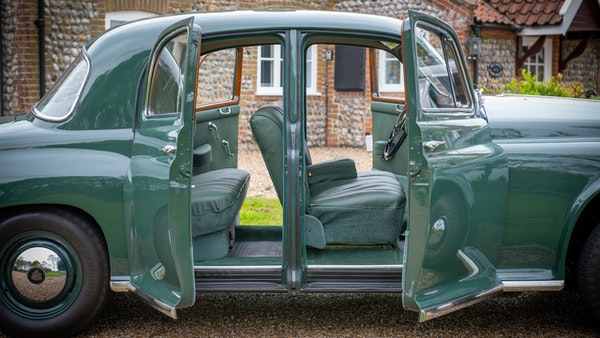RESERVE LOWERED - 1955 Rover 75 P4 For Sale (picture 15 of 146)