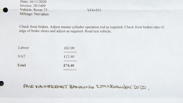 RESERVE LOWERED - 1955 Rover 75 P4 For Sale (picture 138 of 146)
