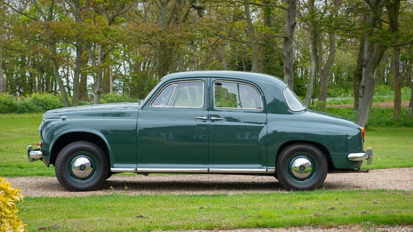 RESERVE LOWERED - 1955 Rover 75 P4 For Sale (picture 6 of 146)
