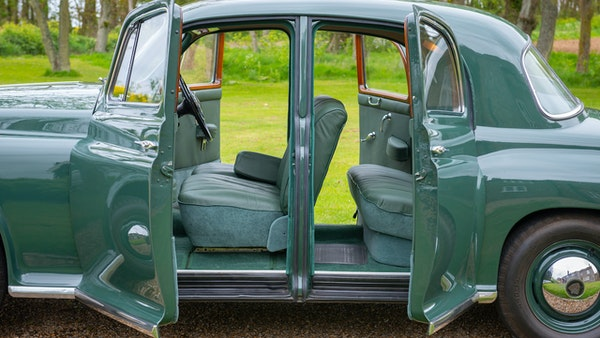 RESERVE LOWERED - 1955 Rover 75 P4 For Sale (picture 17 of 146)