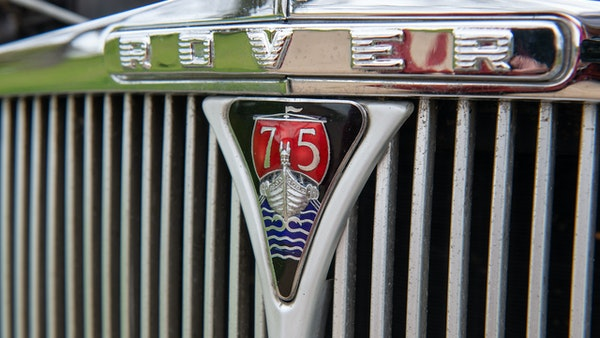 RESERVE LOWERED - 1955 Rover 75 P4 For Sale (picture 119 of 146)