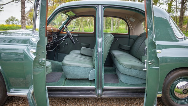RESERVE LOWERED - 1955 Rover 75 P4 For Sale (picture 14 of 146)