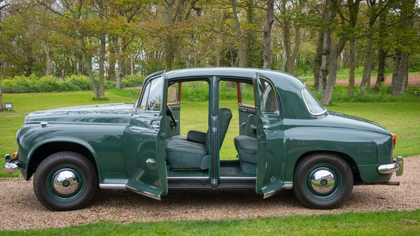 RESERVE LOWERED - 1955 Rover 75 P4 For Sale (picture 16 of 146)