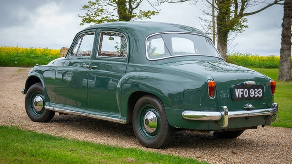 RESERVE LOWERED - 1955 Rover 75 P4 For Sale (picture 13 of 146)