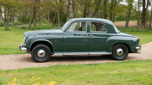 RESERVE LOWERED - 1955 Rover 75 P4 For Sale (picture 33 of 146)