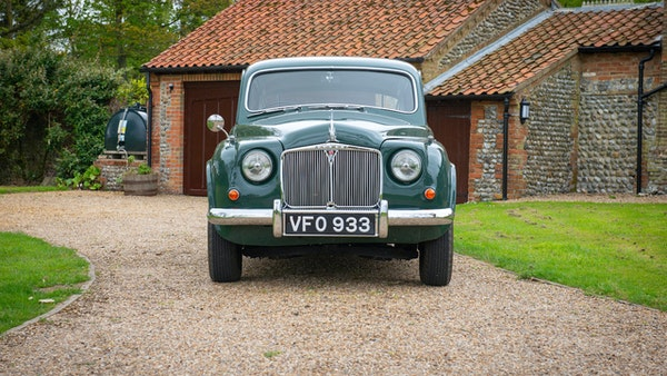 RESERVE LOWERED - 1955 Rover 75 P4 For Sale (picture 29 of 146)