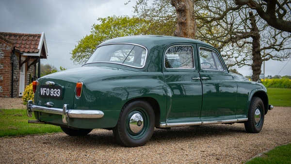 RESERVE LOWERED - 1955 Rover 75 P4 For Sale (picture 11 of 146)