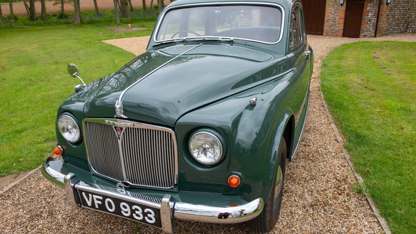 RESERVE LOWERED - 1955 Rover 75 P4 For Sale (picture 21 of 146)