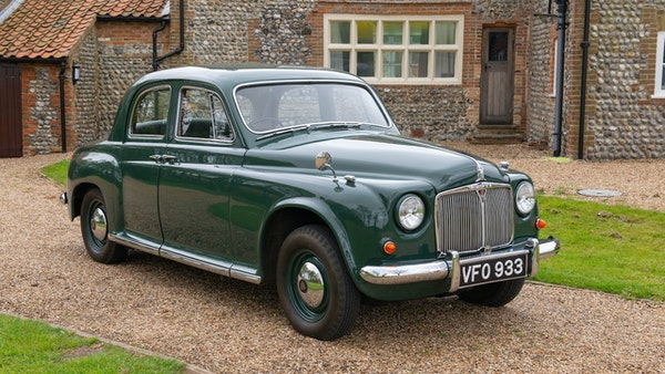 RESERVE LOWERED - 1955 Rover 75 P4 For Sale (picture 26 of 146)