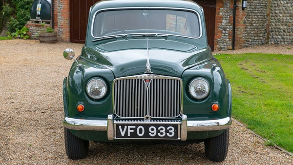 RESERVE LOWERED - 1955 Rover 75 P4 For Sale (picture 28 of 146)