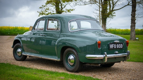 RESERVE LOWERED - 1955 Rover 75 P4 For Sale (picture 12 of 146)