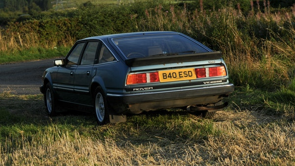 NO RESERVE! - 1985 Rover SD1 For Sale (picture 13 of 124)
