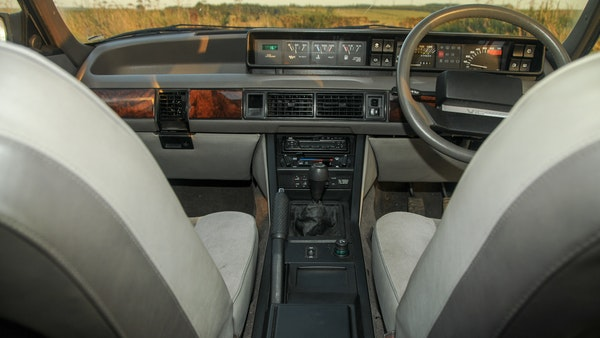 NO RESERVE! - 1985 Rover SD1 For Sale (picture 26 of 124)