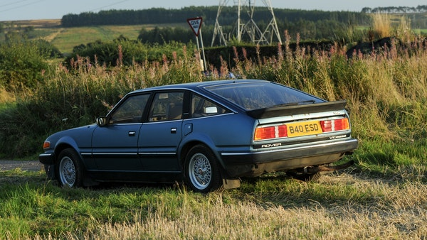NO RESERVE! - 1985 Rover SD1 For Sale (picture 11 of 124)