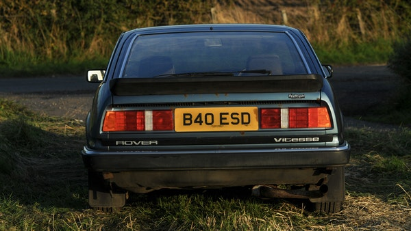 NO RESERVE! - 1985 Rover SD1 For Sale (picture 14 of 124)