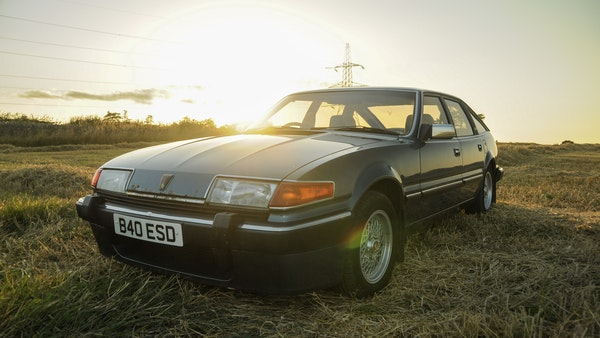 NO RESERVE! - 1985 Rover SD1 For Sale (picture 4 of 124)