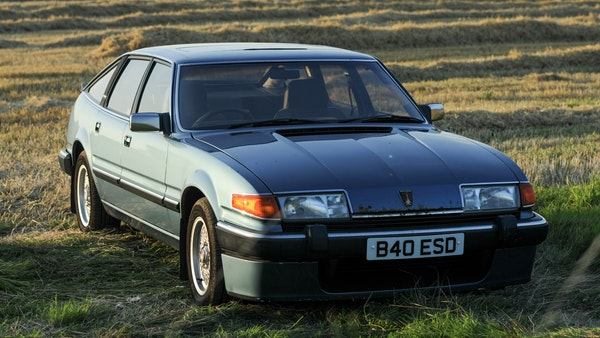 NO RESERVE! - 1985 Rover SD1 For Sale (picture 1 of 124)