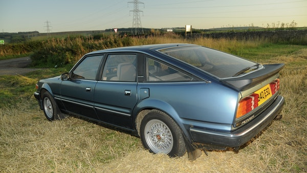 NO RESERVE! - 1985 Rover SD1 For Sale (picture 19 of 124)