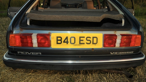 NO RESERVE! - 1985 Rover SD1 For Sale (picture 72 of 124)