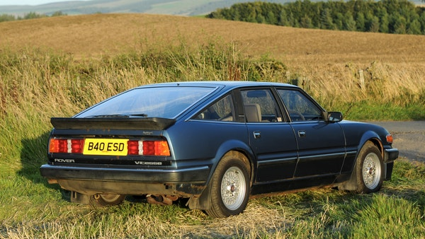 NO RESERVE! - 1985 Rover SD1 For Sale (picture 20 of 124)